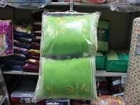 подушка 50х70 см, холофайбер, шарики
