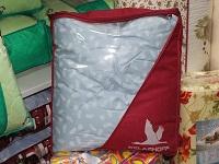 Подушка (68x68)см - пух водоплающей птицы